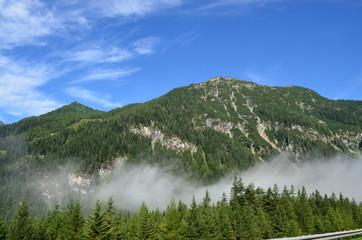 Горы Альпы