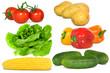 canvas print picture - Gemüse 310