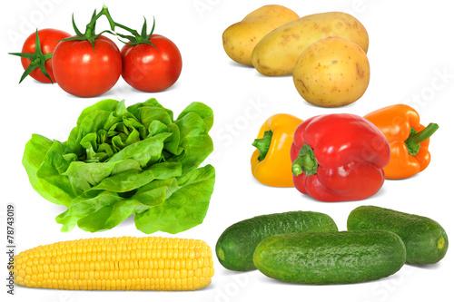 canvas print picture Gemüse 310
