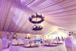 Wedding flowers decoration in the restaurant - 78743294