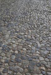 Schweiz, Tessin, Granit, Pflastersteine
