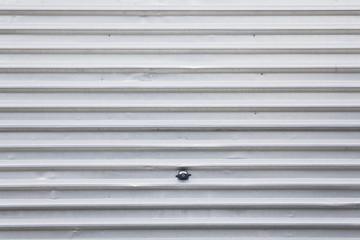 Neuseeland, Metall-Garagentor