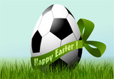 Football Easter egg