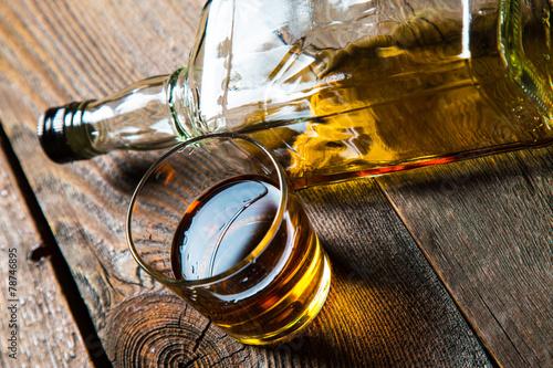 Alcohol. whiskey - 78746895