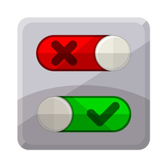 Icono interruptor