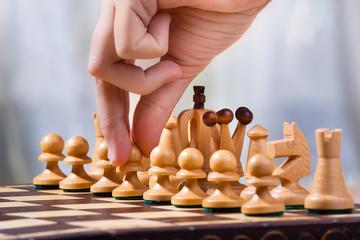 move a pawn