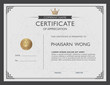 certificate template and element. - 78750414