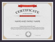 certificate template and element. - 78750425