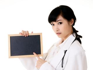 Asian medicine doctor