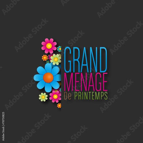 Grand m nage de printemps obraz w stockowych i plik w wektorowych - Grand menage de printemps ...