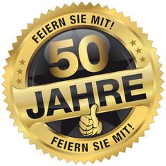 50 Jahre - Feiern Sie mit!