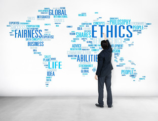Ethics Ideals Principles Morals Standards Concept