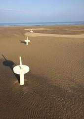 deserto in spiaggia