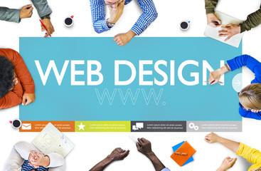 Www Web Design Web Page Website Concept