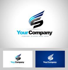 Letter S Logo Design. Creative Vector S Design