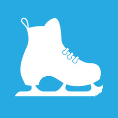 Vector_illustration_of_classic_ice_skates