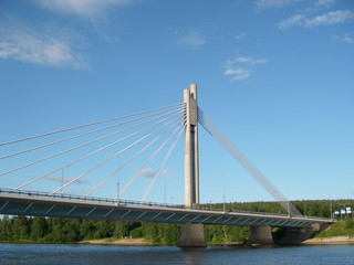 Мост Рованиеми