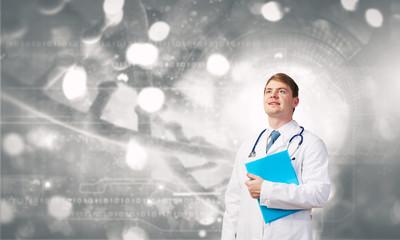 Professional medical treatment