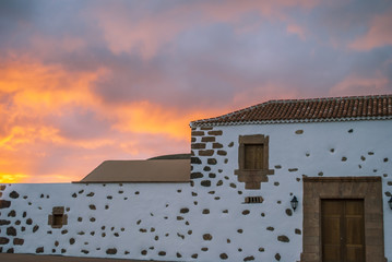 Traditional architecture of the Canarian Islands