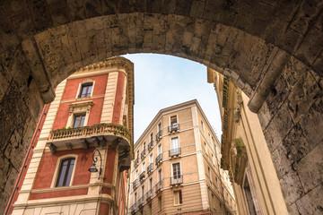 Cagliari, quartiere di Castello