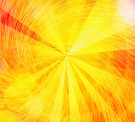 sunshine sun rays with whirl bubbles backgrounds