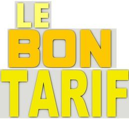 LE BON TARIF