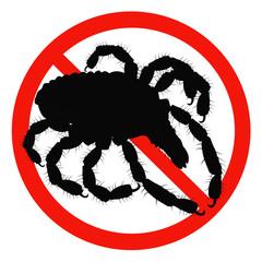 dangerous tick, ixodes ricinus