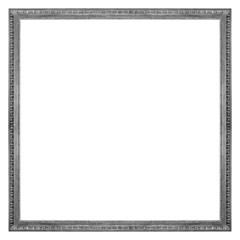Square Silver Picture Frame