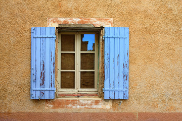 Provence, France - open window