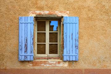 Provence, France - open window