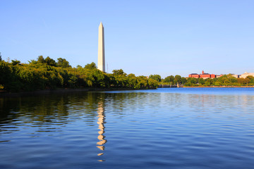 National monument in Washington DC