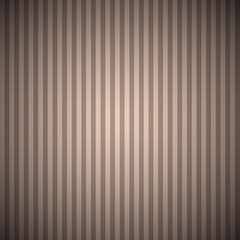 Vintage Beige and Brown Striped Seamless Pattern Background with