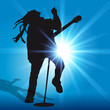 Постер, плакат: Musique Reggae