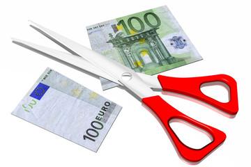 100 Euro Forbici