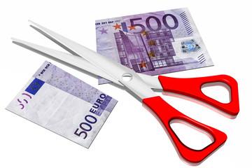 500 Euro Forbici