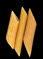 Whole wheat penne pasta