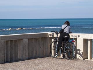 Lazio,Ostia,mare.