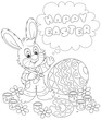 Easter Bunny - 78777046