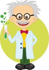 Мультфильм ученые профессор