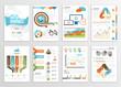Big Set of Infographics Elements Business Illustrations, Flyer.