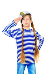 daughter of a sailor