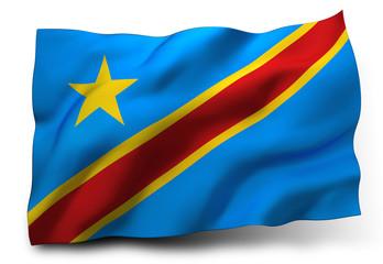 flag of Congo Republic