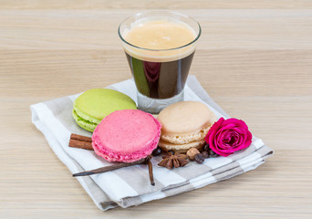 Macaroons delicious