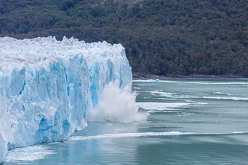 Glacier Perito Moreno en Patagonie