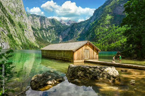 Obersee Boathose, Berchtesgaden - 78788669