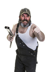 Angry Redneck