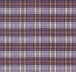 Plaid Fabric Texture
