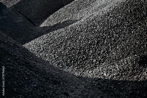 Heaps of coal - 78796665