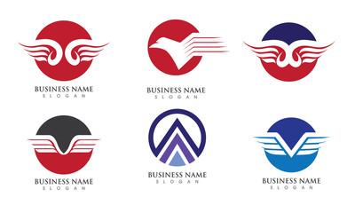 Falcon Logo set_1