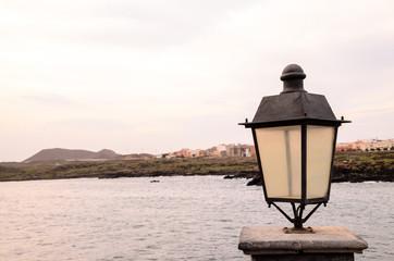 Vintage Classic Street Lamp